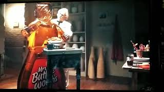 KFC commercial , this is just weird.