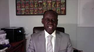 CCME Webinar : Dr Samba Thiam