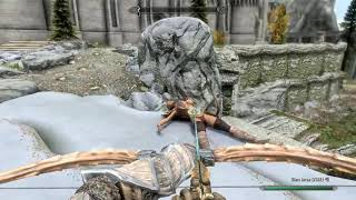 Skyrim - Valley of Outcasts