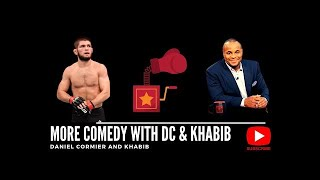 Funniest Moments with Khabib & DC at AKA #2