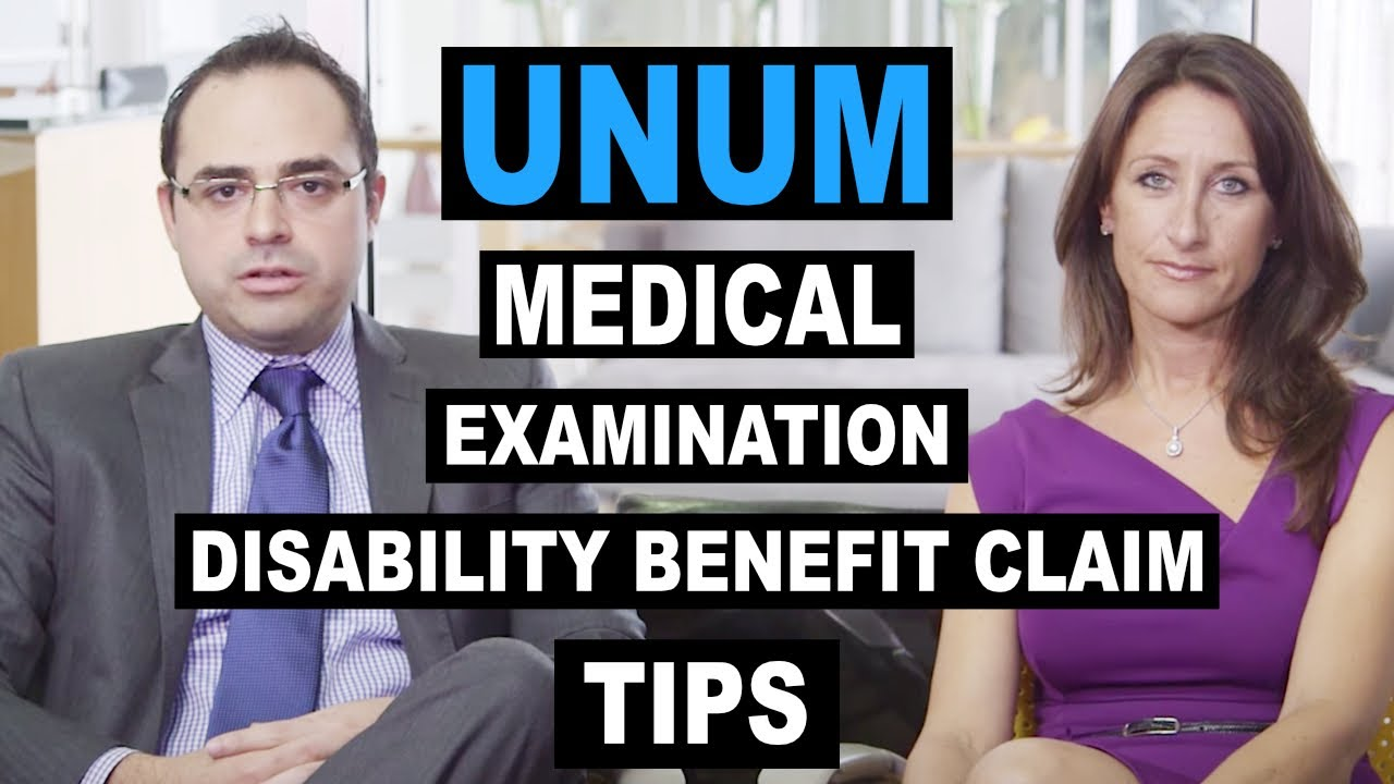 Attorneys for Unum Disability Claims