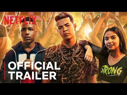 'Sintonia' é uma série produzida pela Netflix com Kondzilla