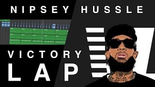 Nipsey Hussle   Victory Lap Feat. Stacy Barthe (IAMM Remake)