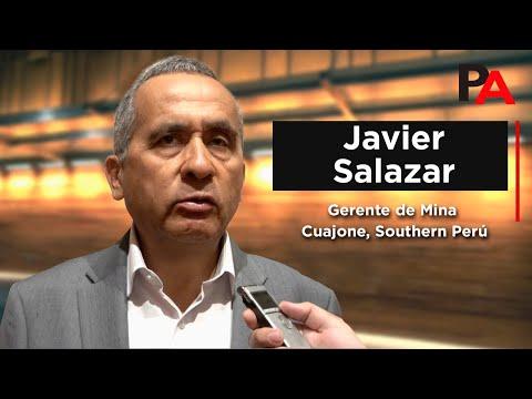 Southern Perú | Entrevista a Javier Salazar Gerente de Mina Cuajone