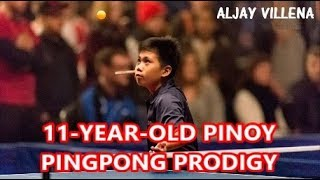 This 11-Year-Old Kid is Best Philippine Hope for 1st Olympic Gold