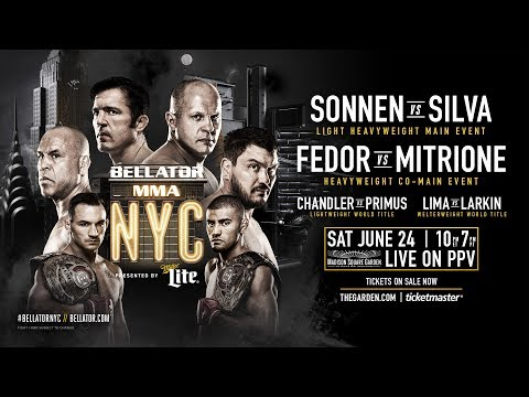 Pay-Per-View | Bellator NYC