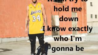 That's Life by Aaron Carter Lyric Video