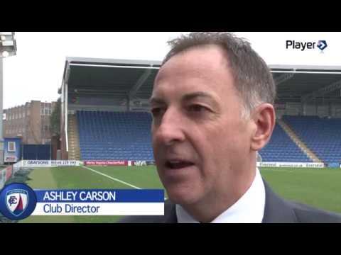 Ashley Carson Gary Caldwell Interview