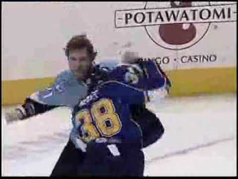 Triston Grant vs. Ryan Reaves