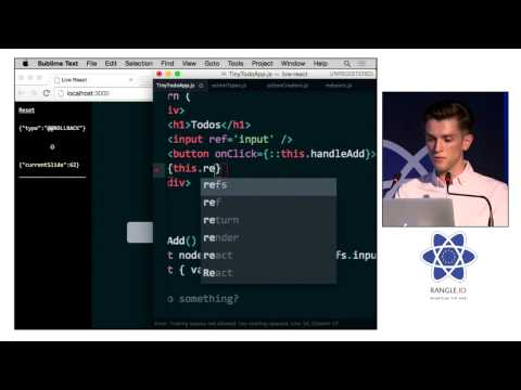 Live React: Hot Reloading with Time Travel