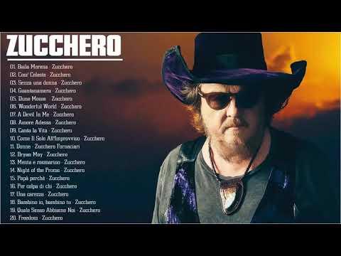 Zucchero greatest hits 2020 - Zucchero best songs