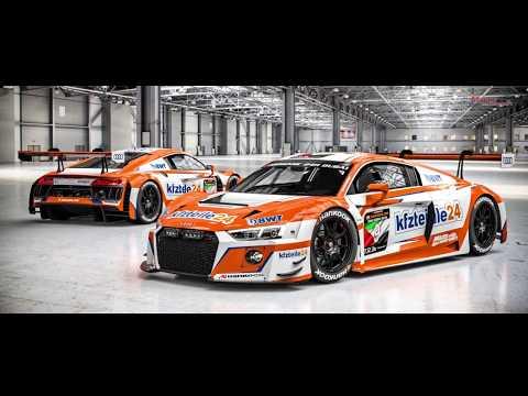 Teaser Mücke Motorsport Hankook 24H Dubai 2018