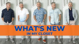 Whats New In My Closet | Express Men *Try-On-Haul*