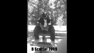 Hungry For The Money by B Scott featuring Jody J and Willie Wiz