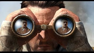 ► Sniper Elite 3 DLC | #10 | Hitler dostal do koulí! | CZ Lets Play / Gameplay [1080p] [PC]