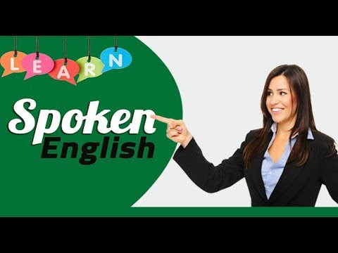 Spoken English - The Sentences