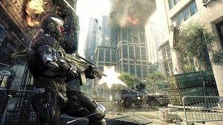 Прохождение Crysis 3 часть 1