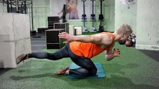 【下半身強化】腸腰筋を鍛えるジャンプトレーニング!