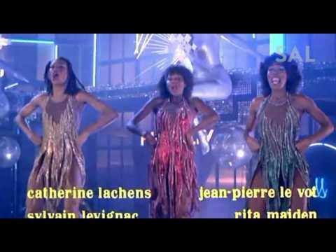 Ritchie family - Je te tiens, tu me tiens, par la barbichette. 1979