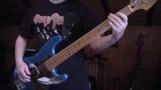 Deep Purple - Mitzi Dupree - Bass Cover
