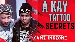 M INKED Kamz Inkzone Tattoo 2016  A Kay