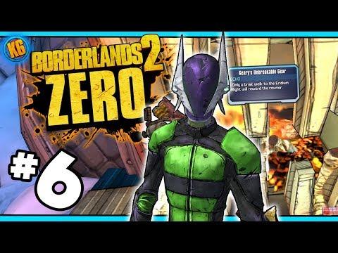 THE BEST EASTER EGG?! - Road to Ultimate Zer0 | Day #6 [Borderlands 2]