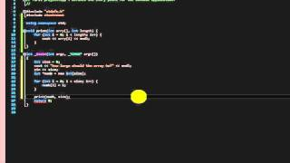 Download Youtube: C++ passing arrays to function, dynamic arrays, and multi-dimensional arrays