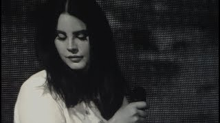 Lana Del Rey - White Mustang (Live in Antwerp, Belgium -  LA to the Moon Tour) HD