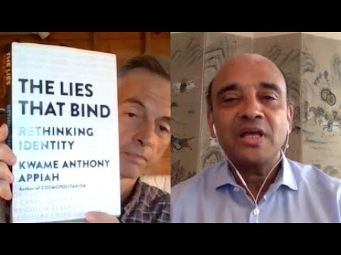 The Lies That Bind: Rethinking Identity | Robert Wright & K. Anthony Appiah [The Wright Show]