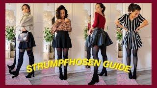 Hotpants Strumpfhose Outfit म फ त ऑनल इन व ड य