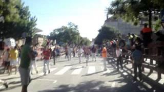 preview picture of video 'FIESTAS TORREJON DE ARDOZ - ENCIERRO 22/06/2009'