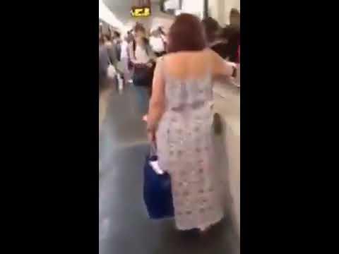 Shameless nigeria benin girls fighting in europ