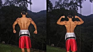 Fitness-Back Day Workout- with Citra Widayaka, Mif Taqul Huda, Muhammad Syahroni