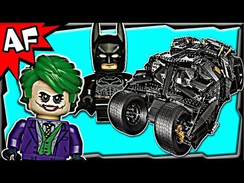 Vidéo LEGO DC Comics Super Heroes 76023 : Le Tumbler