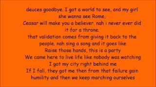 Can't Hold Us Lyrics  Macklemore And Ryan Lewis