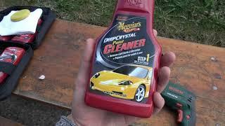 Daily Vlog 365 Tage - Tag 53 - Meguiars Autopflege Set als Anfänger testen