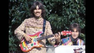 The Beatles - I Am The Walrus (Isolated Guitar & Sound Effects)