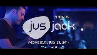 In Session JUS JACK at Studio Paris Nightclub