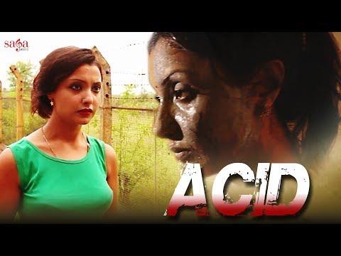 Short Film - Acid   Stop Acid Attacks   Hindi Movies 2018   Hindi Short Film   Saga Music