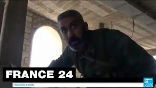 preview picture of video 'Guerre en SYRIE : Quel rôle pour les jihadistes français de l'État islamique à Deir Ezzor ?'
