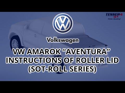 Video di installazione per VW Amarok AVENTURA