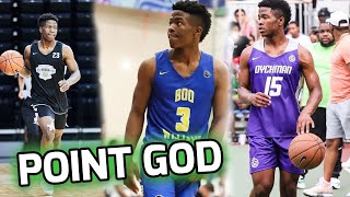 Craftiest Passer In The Country!? Zion Harmon DOMINATES His Summer Tour! 💯