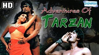 Adventures Of Tarzan - Kimi Katkar - Hemant Birje - Hindi Full Movies