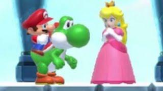 Super Mario Maker - Super Expert 100 Mario Challenge #43