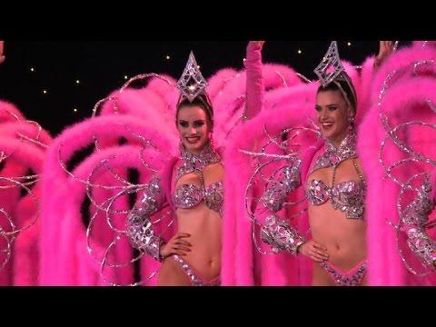 Le quotidien d'une danseuse du Moulin Rouge