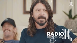 <b>Dave Grohl</b> Impersonates Christopher Walken