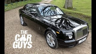 I Bought an INCREDIBLE Rolls-Royce Phantom Coupe!