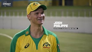 Great to experience the conditions: Philippe | West Indies v Australia 2021