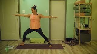 Protected: August 9, 2021 – Tamika Ebanks – Hatha Yoga (Level II)