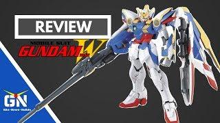 Review (Video): MG 1/100 Wing Gundam EW Ver.